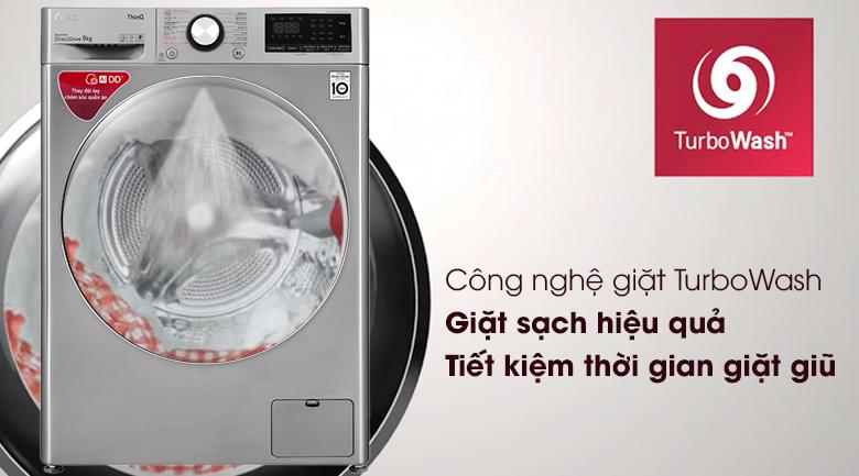 Máy giặt LG Inverter FV1409S2V