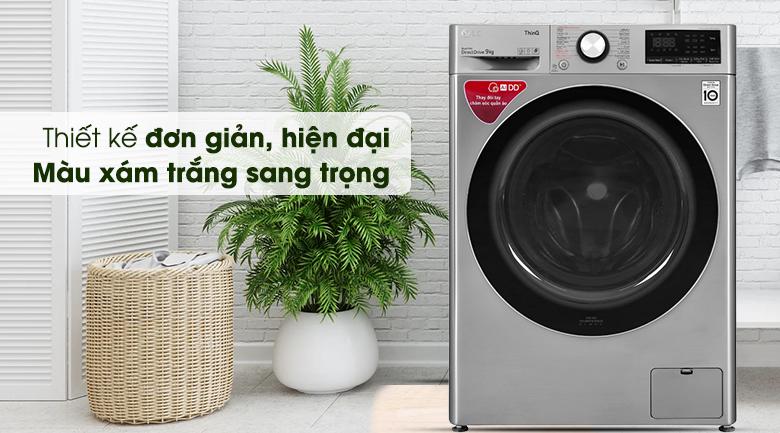 Máy giặt LG Inverter  (FV1409S2V)